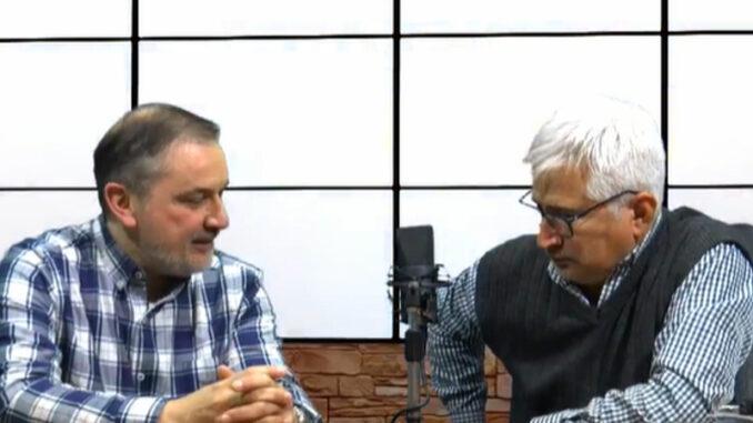 """Entrevistas previas al lanzamiento de """"Donde late la tierra"""" de Ricardo Cattani"""